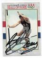 BILL TOOMEY AUTOGRAPHED VINTAGE OLYMPICS CARD #11521F