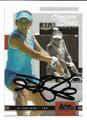 AI SUGUYAMA AUTOGRAPHED TENNIS CARD #11921F