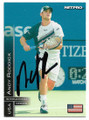 ANDY RODDICK AUTOGRAPHED TENNIS CARD #12521F