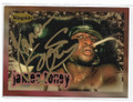 JAMES TONEY AUTOGRAPHED BOXING CARD #12621D