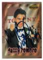 DANNY ROMERO AUTOGRAPHED BOXING CARD #20421B