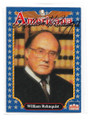 WILLIAM REHNQUIST AUTOGRAPHED CARD #21121F
