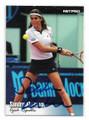 SANDRA KLEINOVA AUTOGRAPHED TENNIS CARD #21521B
