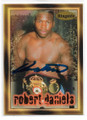 ROBERT DANIELS AUTOGRAPHED BOXING CARD #21721C