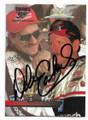 DALE EARNHARDT SR AUTOGRAPHED NASCAR CARD #21821C