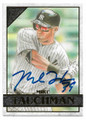 MIKE TAUCHMAN NEW YORK YANKEES AUTOGRAPHED BASEBALL CARD #30221C
