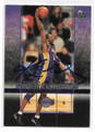 KOBE BRYANT LOS ANGELES LAKERS AUTOGRAPHED BASKETBALL CARD #32021C