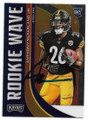 ANTHONY McFARLAND JR PITTSBURGH STEELERS AUTOGRAPHED ROOKIE FOOTBALL CARD #32521A