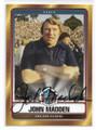 JOHN MADDEN OAKLAND RAIDERS AUTOGRAPHED FOOTBALL CARD #50121B