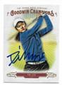 YU LIU AUTOGRAPHED LPGA GOLF CARD #50121D