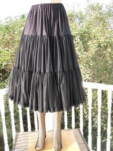Chiffon Saloon Girl Petticoat