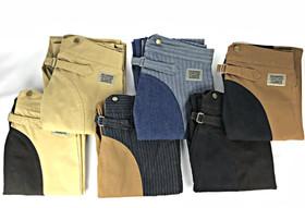 Saddle Back Pants