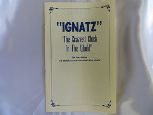 """Ignatz"" ""The Craziest Clock In The World"" Booklet"