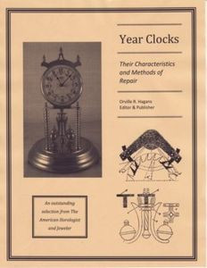 Year Clock eBook