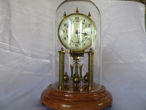 Hall Craft Corp Standard Clock