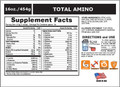 Total Amino- BCAA's and more - By Raw Dynamix