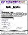 Acetyl L-Carnitine Powder (100 Grams)