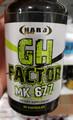 GH FACTOR  ( mk677 aka ibutamorin ) by Hardcore Anabolics