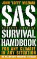 SAS Survival Handbook  (John Wiseman)