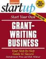 Start Your Own Grant-Writing Business  (Entrepreneur Press)