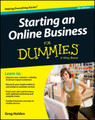 Starting an Online Business for Dummies  (Greg Holden) - Used