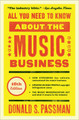 All You Need to Know About the Music Business - 10th Edition  (Donald S. Passman) - Hardcover