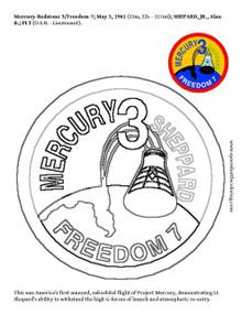 MERCURY - REDSTONE 3