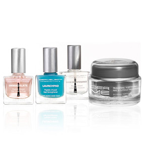 RESCUE 'ME' Natural Nail Treatment Kit  ($66 Value)