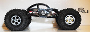 """XR """"Thing"""" Chassis Kit Black - No Links"""