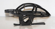 """XR """"Thing"""" Side Plate-Carbon Fiber"""