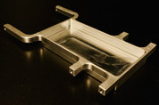 Beast Billet Low COG Battery Tray for Stubby Lipo