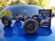 Thommy Greer's BW Losi Nightmare-S after doing work!