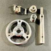 Slipper Eliminator for Axial Transmission