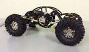 Micro Wedge V2 Chassis Kit - Black