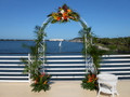Decorated Arch Rental
