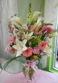 Nice Showy Vase Arrangement