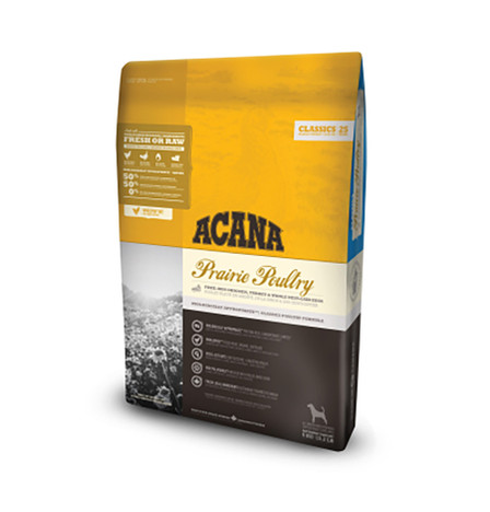 Acana Classics Prairie Poultry at K9active Fife, Edinburgh, Kirkcaldy, Glenrothes, Dunfermline