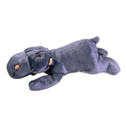 Fluff & Tuff Helga Hippo Dog Toy