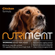 Nutriment Adult Chicken Formula
