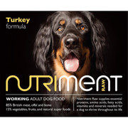 Nutriment Adult Turkey Formula