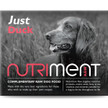 Nutriment Just Duck RAW Dog Food