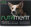 Lamb Formula - Nutriment RAW Dog Food