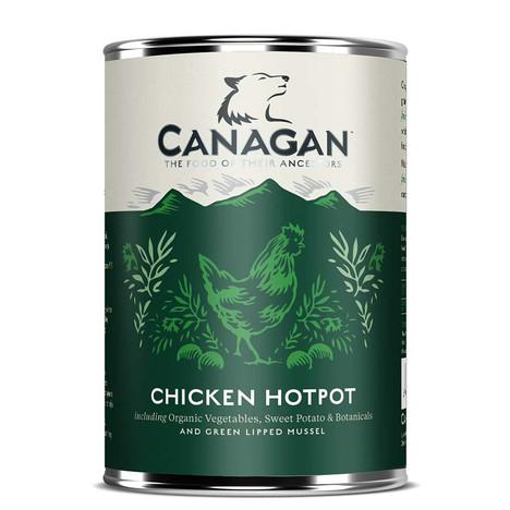 Canagan Chicken Hotpot tinned dog food