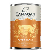 Puppy Tinned Dog Food from Canagan