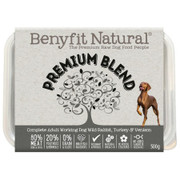Premium Blend RAW Dog Food by Benyfit Natural