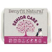 Benyfit Natural Senior Care Turkey Premium RAW Dog Food