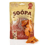 Soopa Sweet Potato 100% NAtural Raw baked Dog Treats
