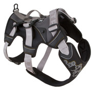 Hurtta Trail Harness colour Raven