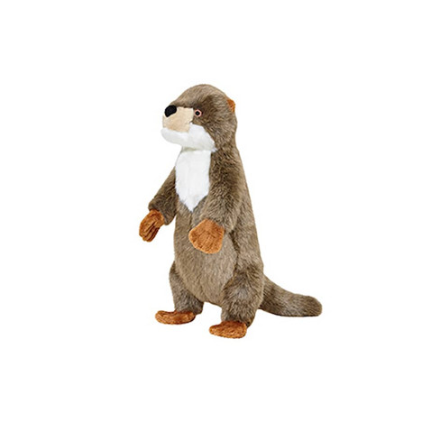 Fluff & Tuff Harry Otter Plush Dog Toy