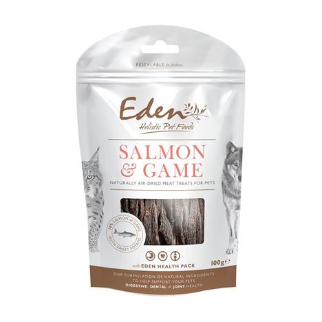 Eden Holistc Salmon and Game Dog Treats